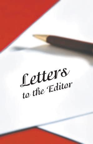 Write a letter to editor about rising prices